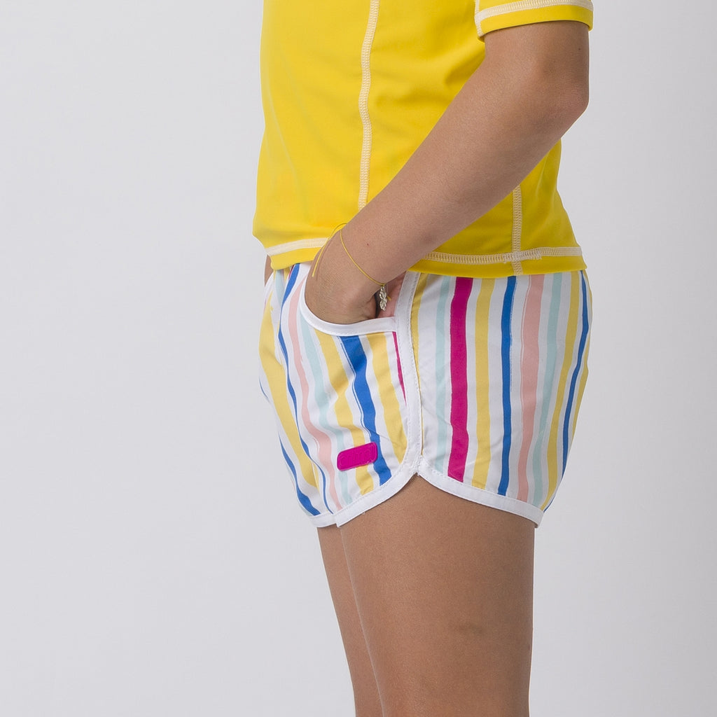 Animal Cali Dreamer Shorts Multicolour