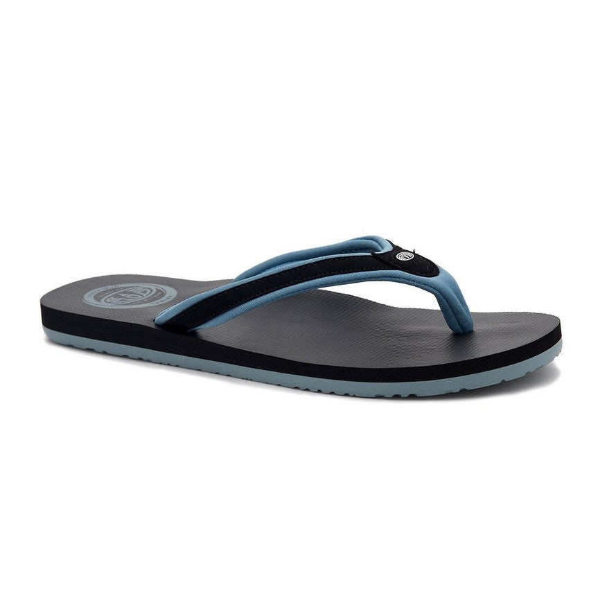 Animal Jekyl Swish Flip Flop Black