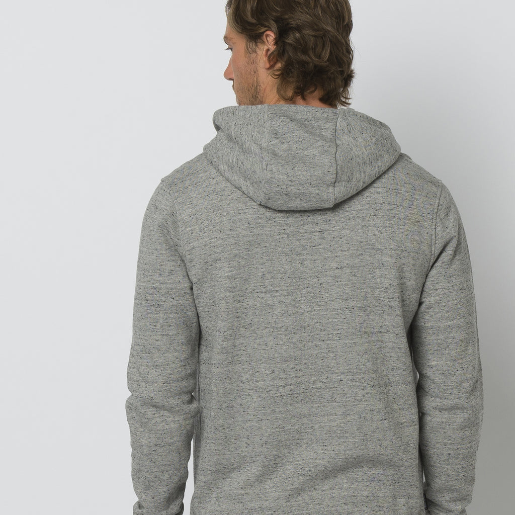 Animal Olden Hoodie Grey Marl