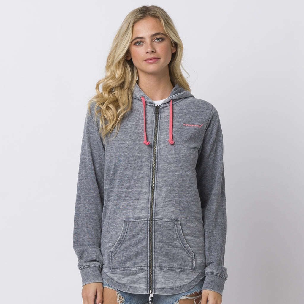 Animal Explore More Zip Hoodie