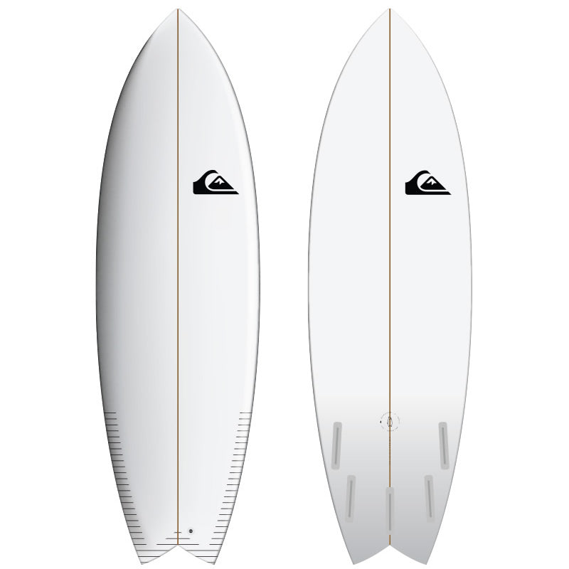 Quiksilver BAT BOARD 6'0