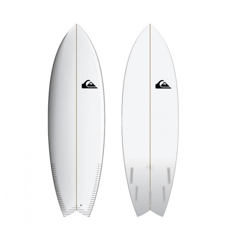 Quiksilver BAT BOARD 5'10