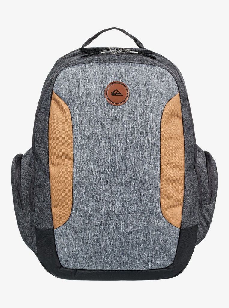 Quiksilver Beth Backpack RUBBER HEATHER