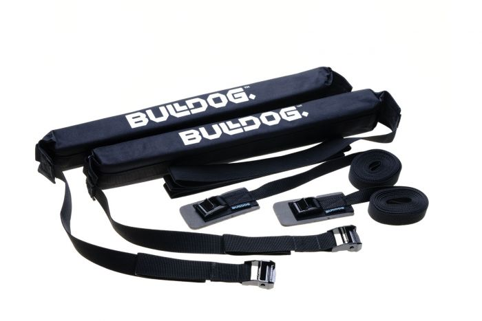 Bulldog Single Soft Travel Racks