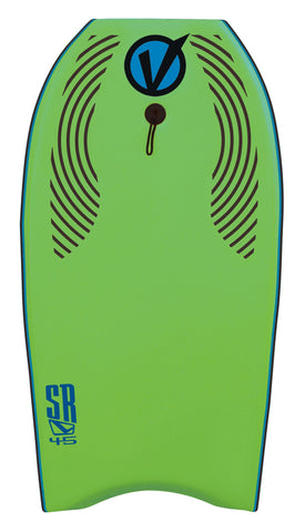 "Vision SR 45"" Adult Slick Bodyboard - Green"