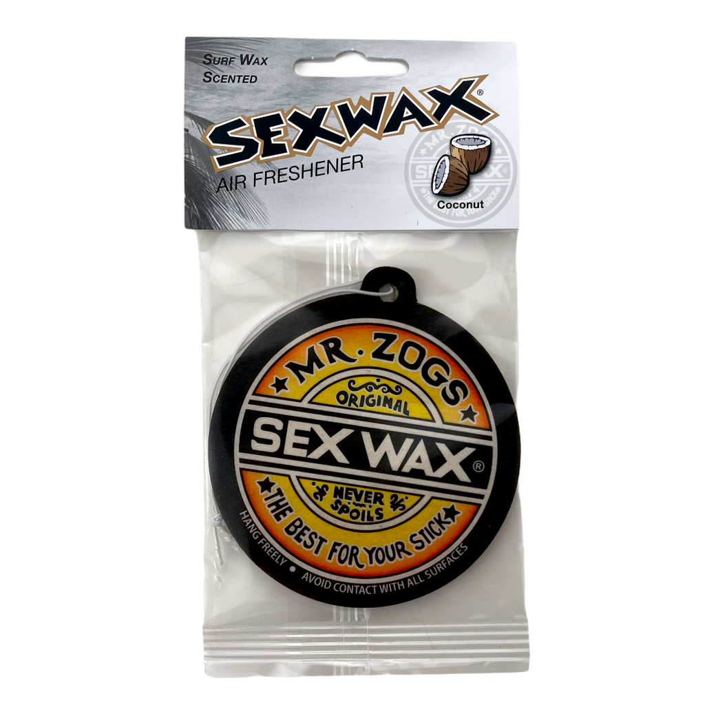 Sex Wax Air Freshner - Coconut