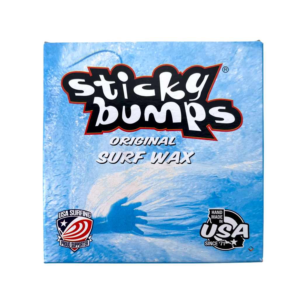 Sticky Bumps Cool wax