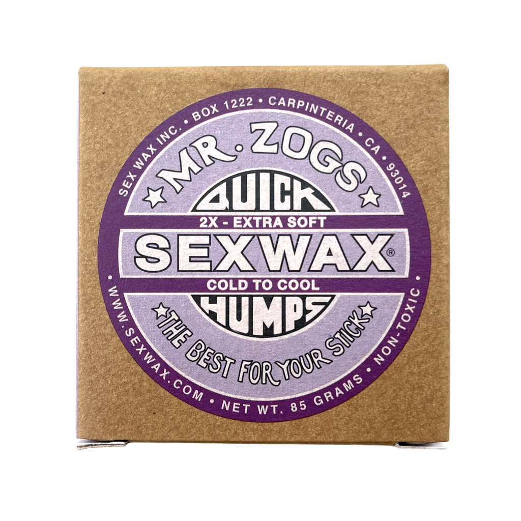 Sex Wax Quick Humps 2X Cool Wax