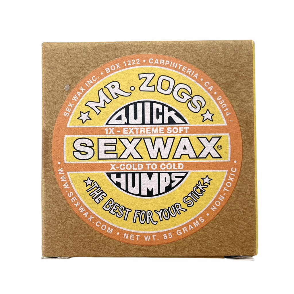 Sex Wax Quick Humps 1X Cold Wax