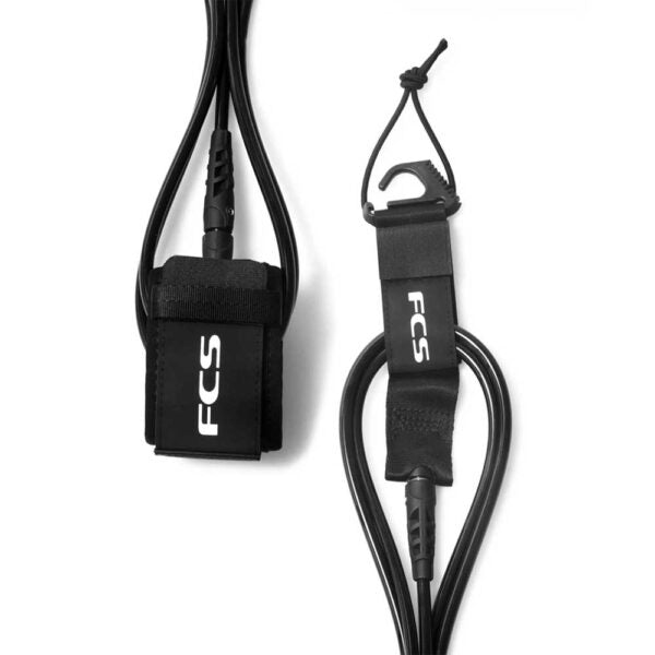 FCS 12ft Big Wave Leash