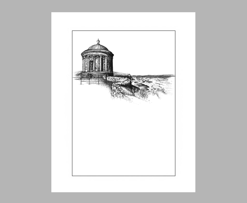 'MUSSENDEN TEMPLE' PRINT