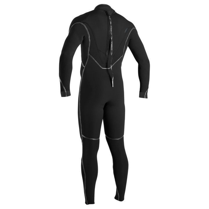 O'Neill Psycho One Back-Zip - Black