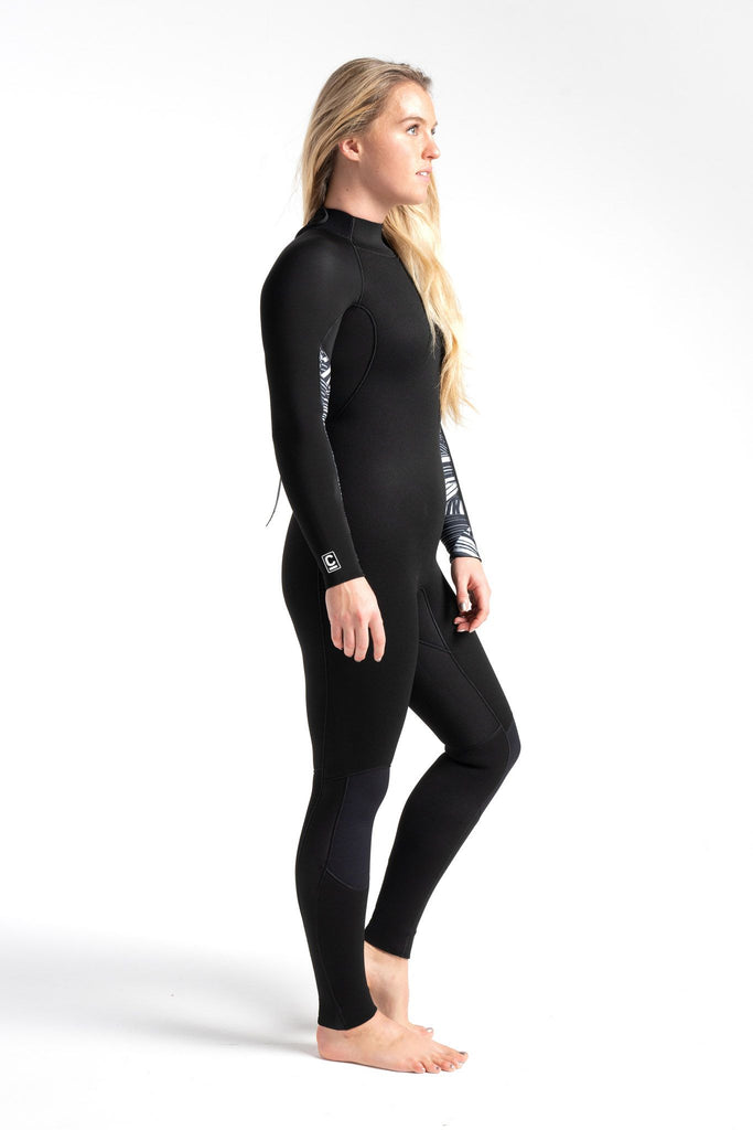 C-Skins Surflite 5/4/3 Womens Back Zip