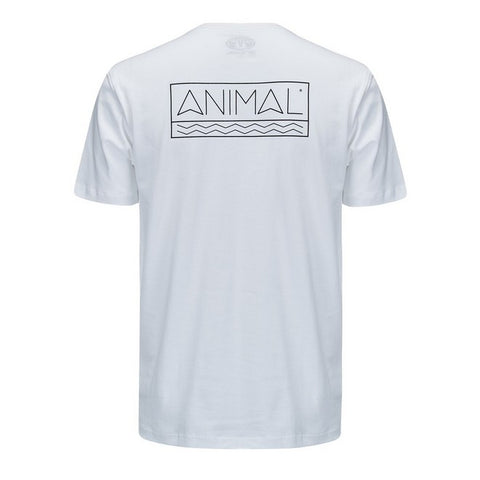 Animal Mens Point Tee