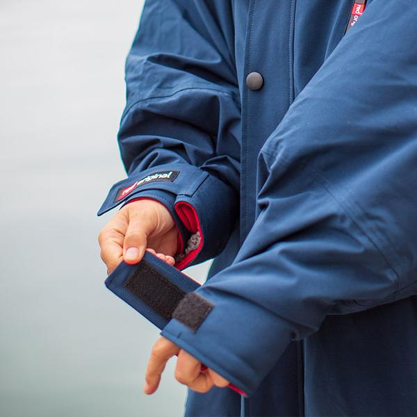 Red Paddle Co Original Pro Change Jacket Long Sleeve - Navy