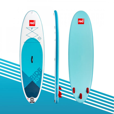 2020 Red Paddle Co 10'8 RIDE PACKAGE Alloy 3pc