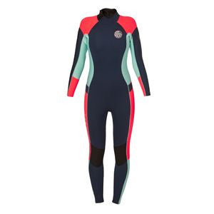 Rip Curl Womens Dawn Patrol 5/3 BZ Navy