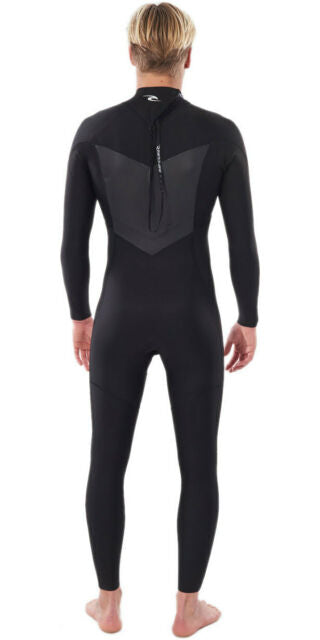 Ripcurl Dawn Patrol 5/3 BZ Steamer - Black