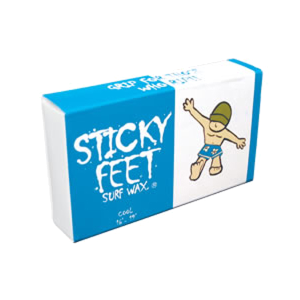 Sticky Feet Cool Water Wax