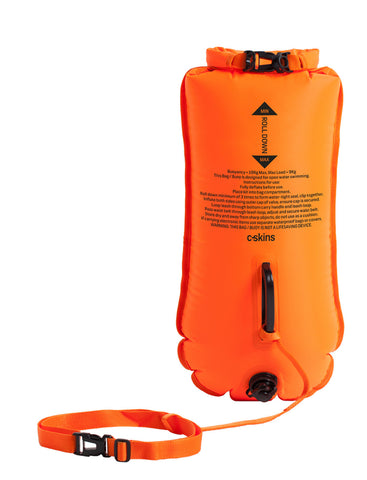 C-Skins Swim Research Buoy-Dry Bag