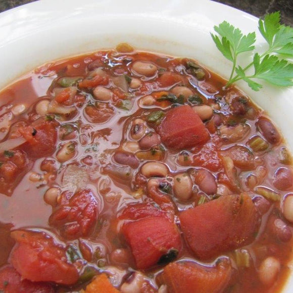 Plowman's Hearty Bean Soup