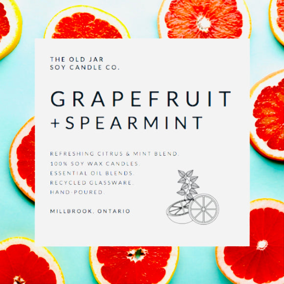 Grapefruit + Spearmint
