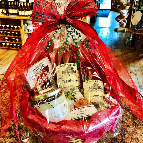 Transform Any Order Into A Gift Basket