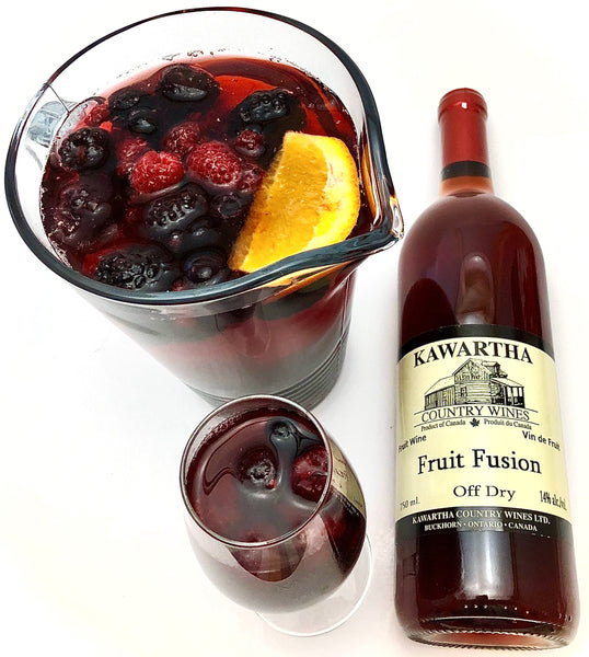 Fruit Fusion Wine