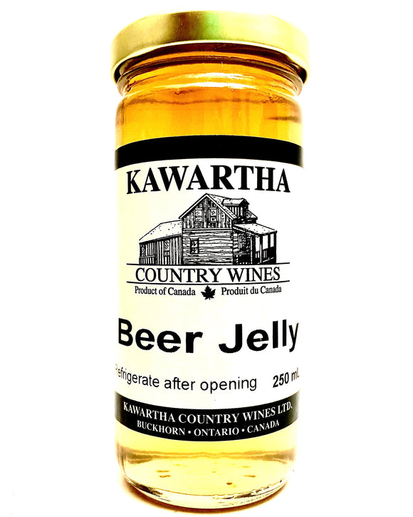 Beer Jelly