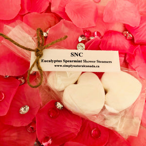 Eucalyptus Spearmint Shower Steamer Melts