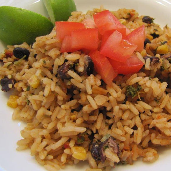 Zesty Mexican Rice & Beans