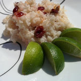 Kaffir Lime Coconut Rice