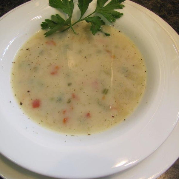 Potato & Herb Soup