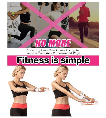Wonder Arms Exercise Band Hand Gripper Strengths K fitness Store