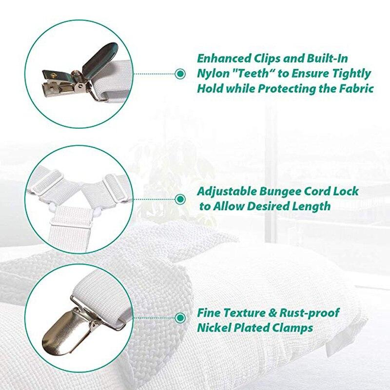 Bed Sheet Fasteners | Another Ideal Shop