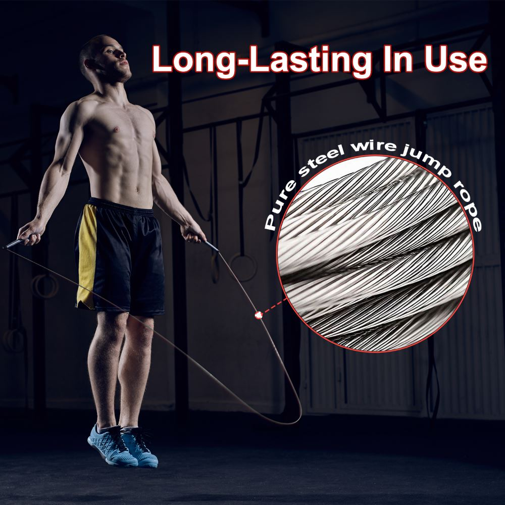 Crossfit Speed Jumping Rope Jump Ropes Ride Force Official Store