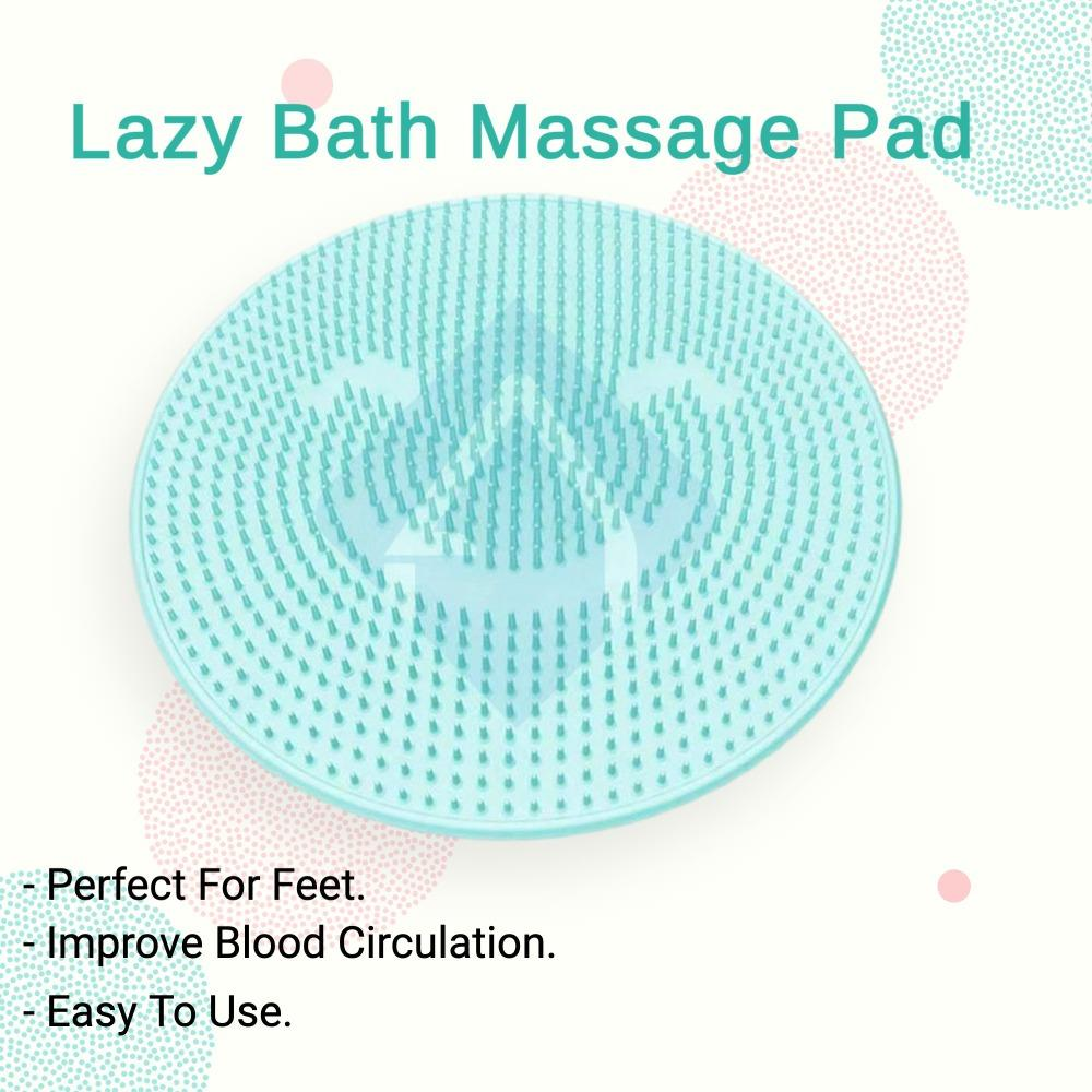 Blue Lazy Bath Massage Pad | Another Ideal Shop