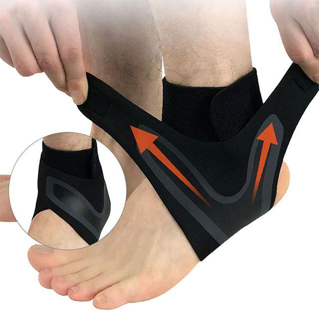 BRANKL™: Adjustable Elastic Ankle Brace my products Another Ideal Shop