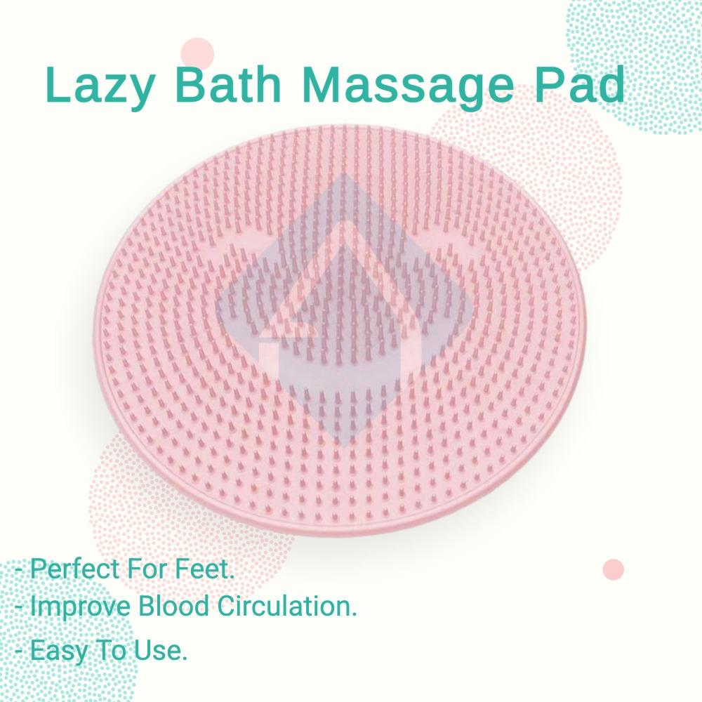 Pink Lazy Bath Massage Pad | Another Ideal Shop