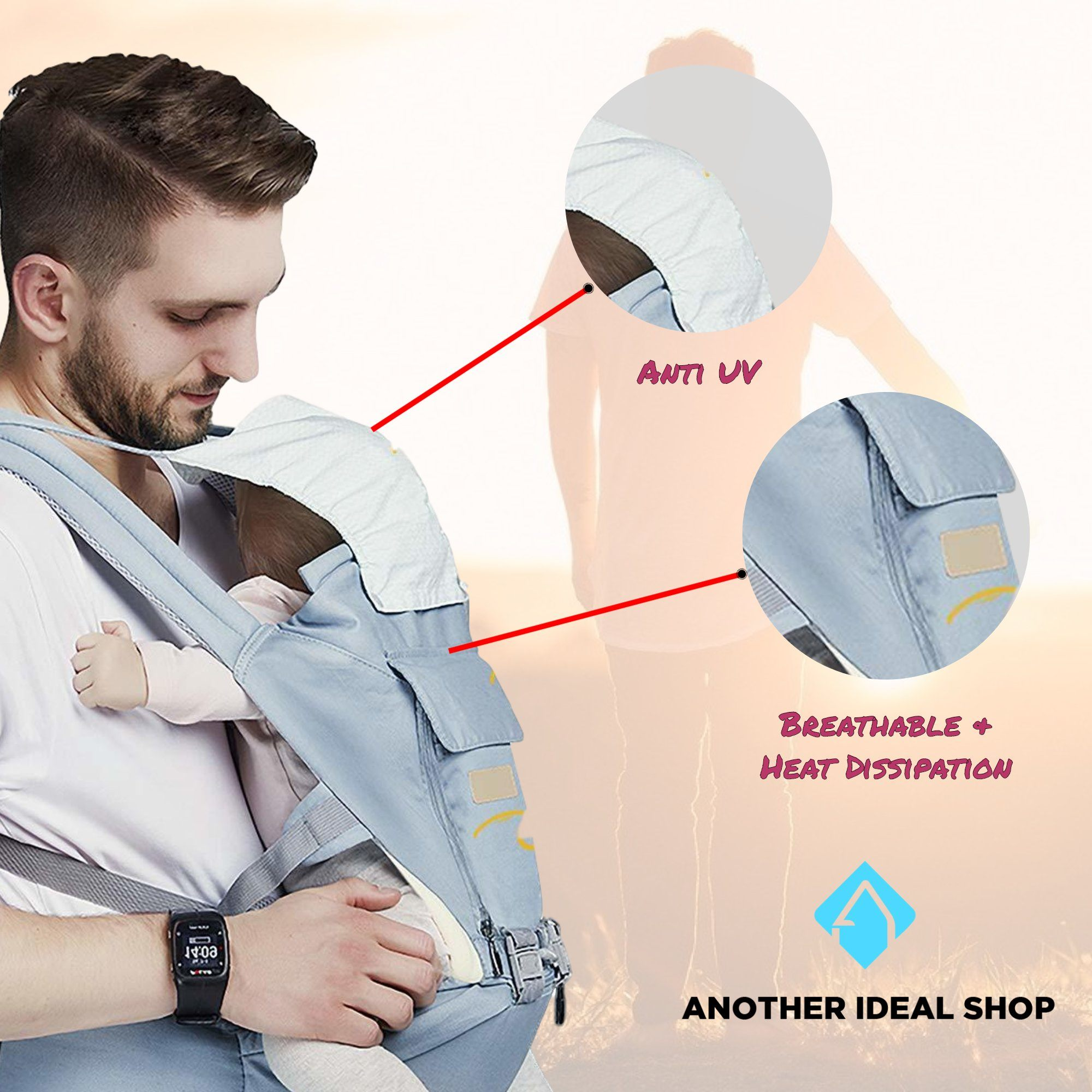 The Unique Baby Carrier Another Ideal Shop