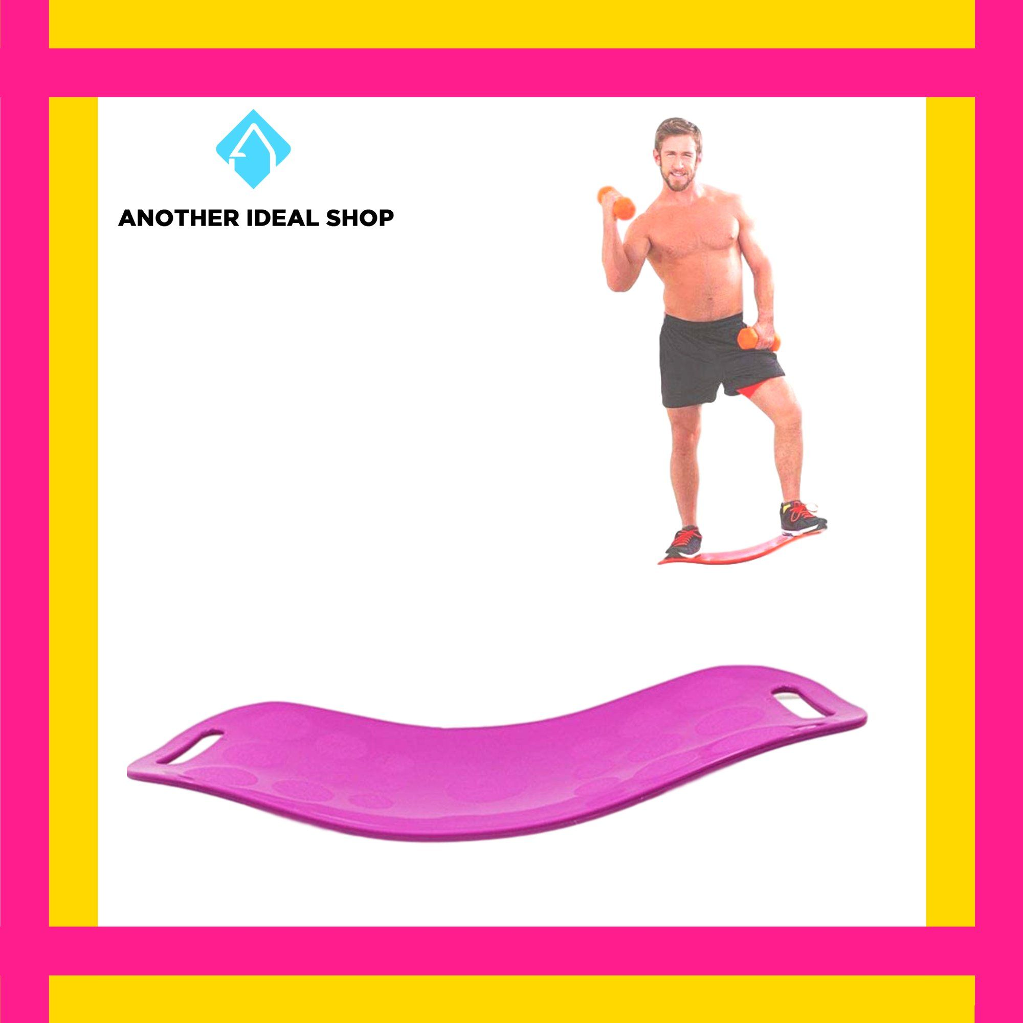 Fitness Balancing Board Other Exercise & Fitness Products Brand: Simply Fit Purple