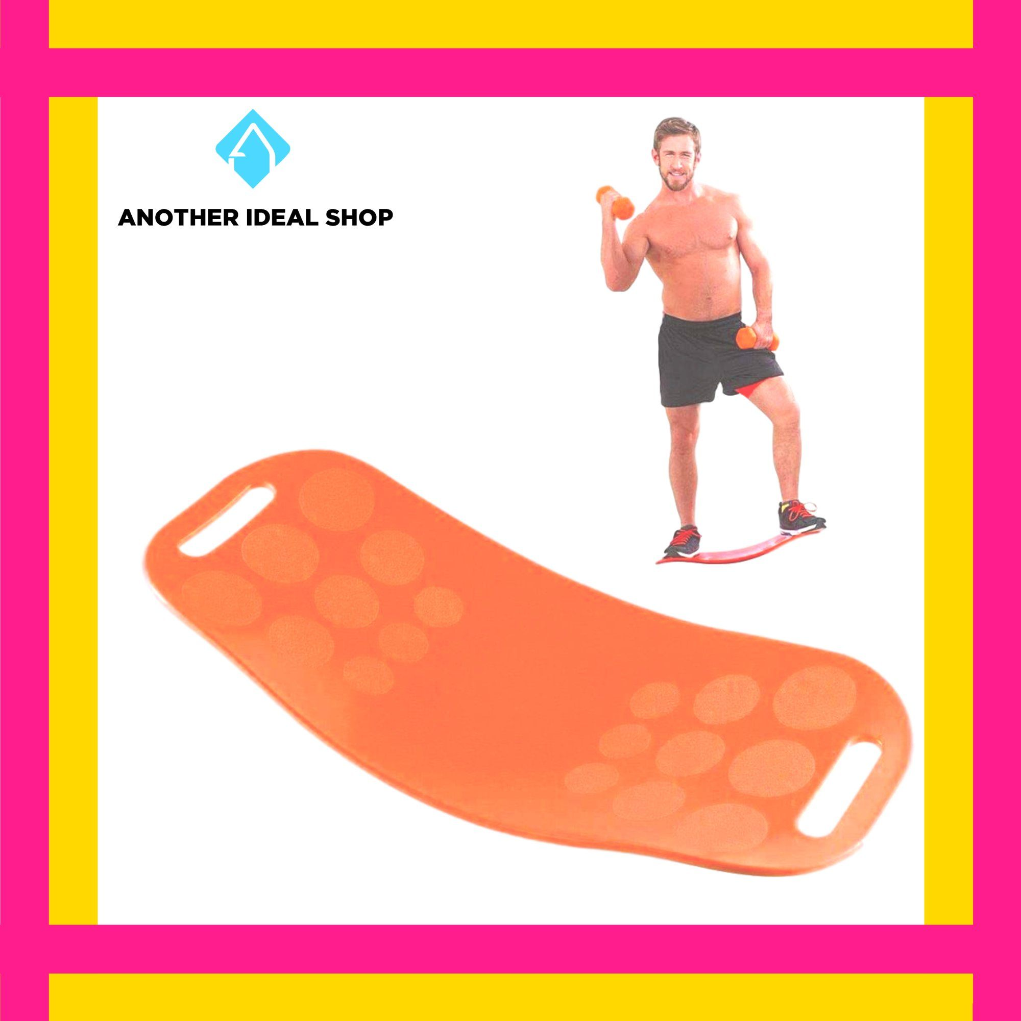 Fitness Balancing Board Other Exercise & Fitness Products Brand: Simply Fit Orange