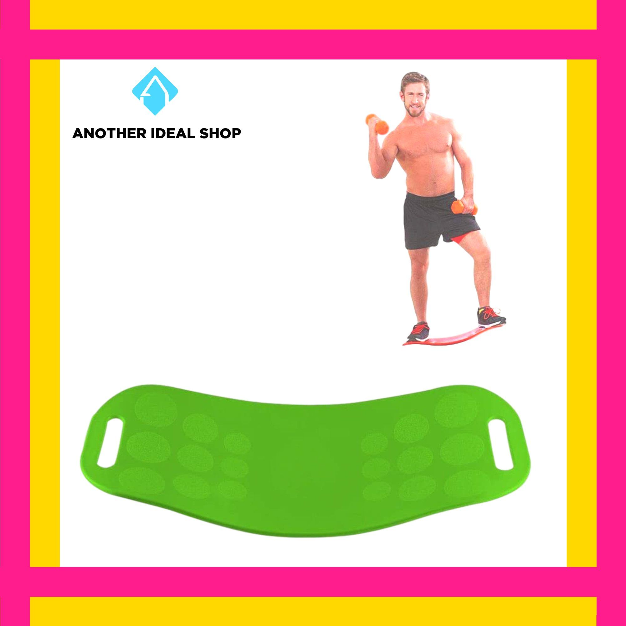 Fitness Balancing Board Other Exercise & Fitness Products Brand: Simply Fit Green