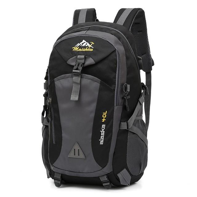Waterproof Outdoor Backpack Another Ideal Shop Black