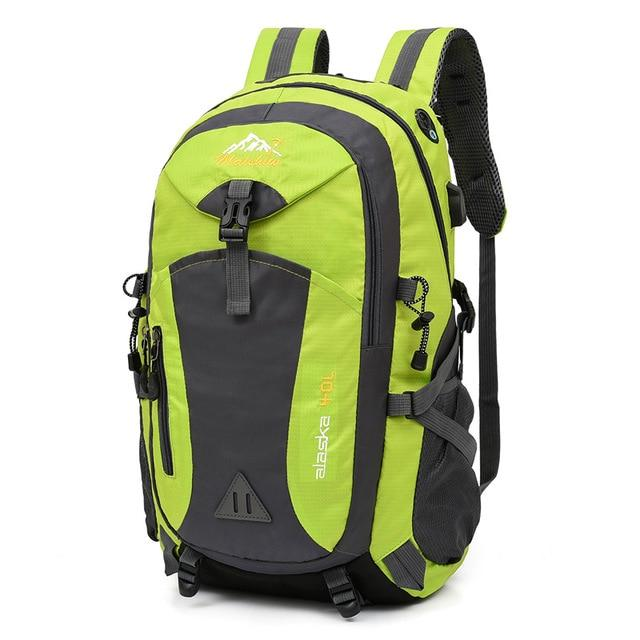 Waterproof Outdoor Backpack Another Ideal Shop Green