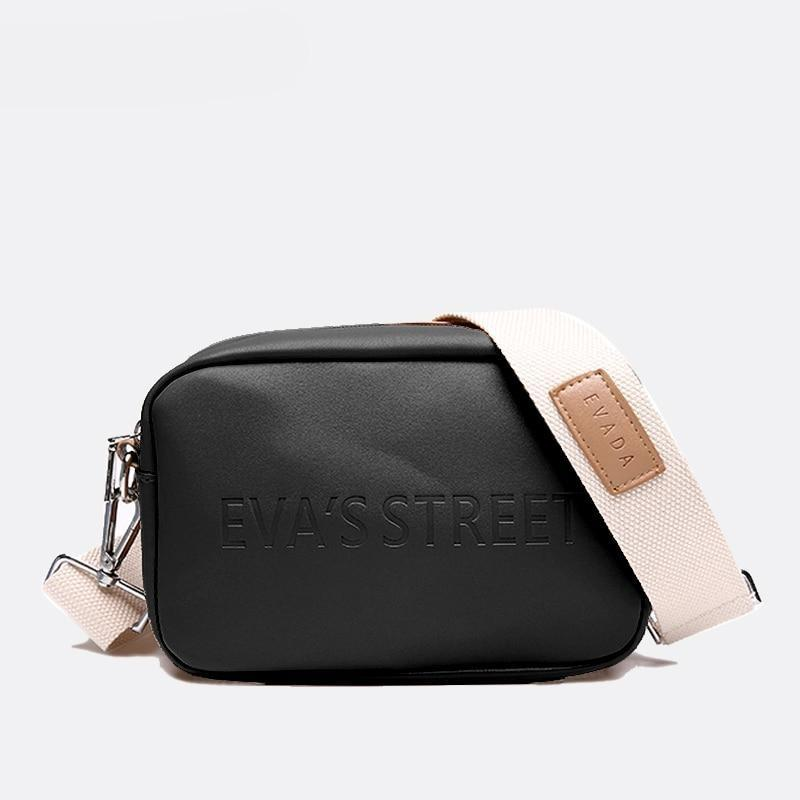 Flap-Style Crossbody Bag Another Ideal Shop