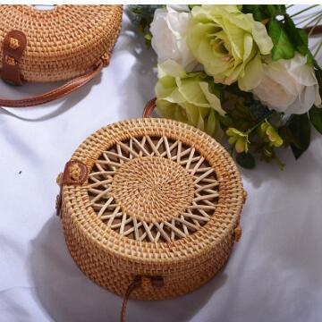 Woven Rattan Beach Bag Another Ideal Shop 32