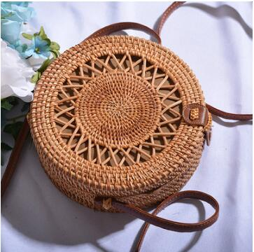 Woven Rattan Beach Bag Another Ideal Shop 42