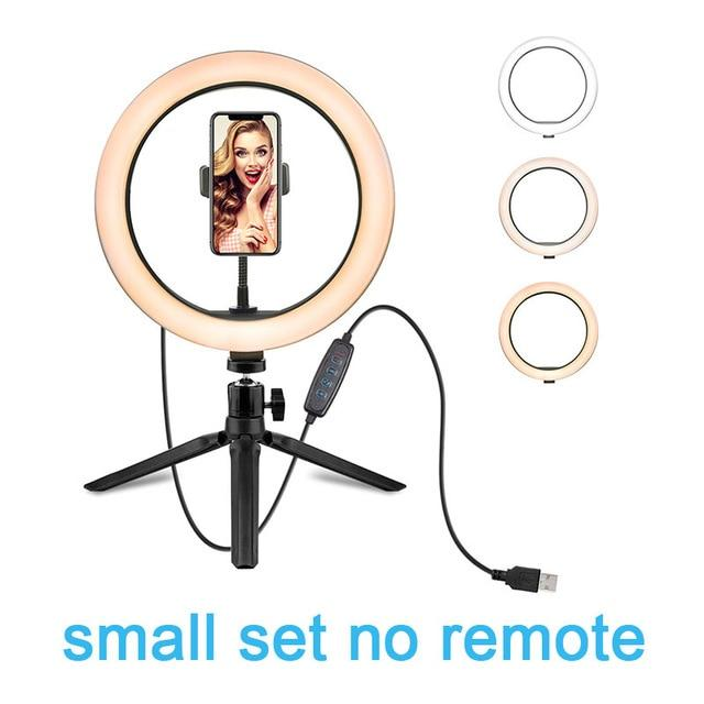 Selfie Ring Light Another Ideal Shop small set no remote