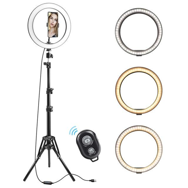 Selfie Ring Light Another Ideal Shop 10inch big set